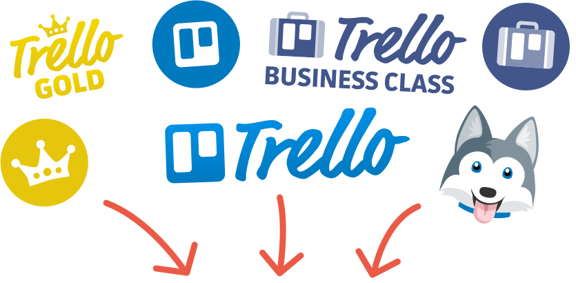 Trello Brand Assets - Click to download them all.