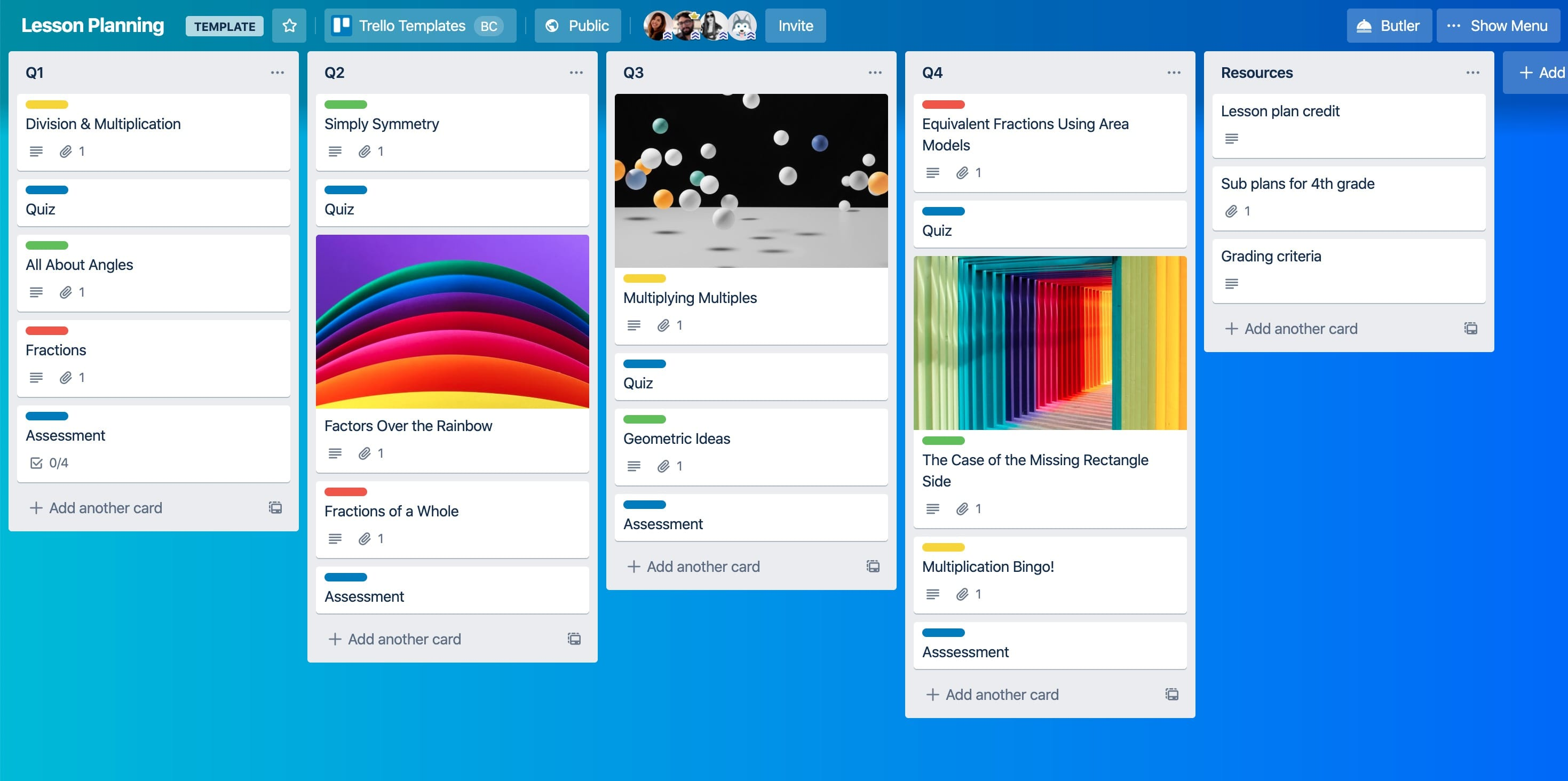 Trello for Educators