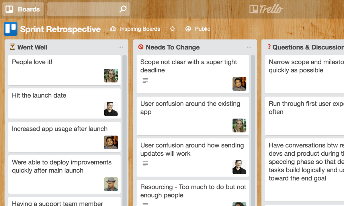 Trello for Product Managers