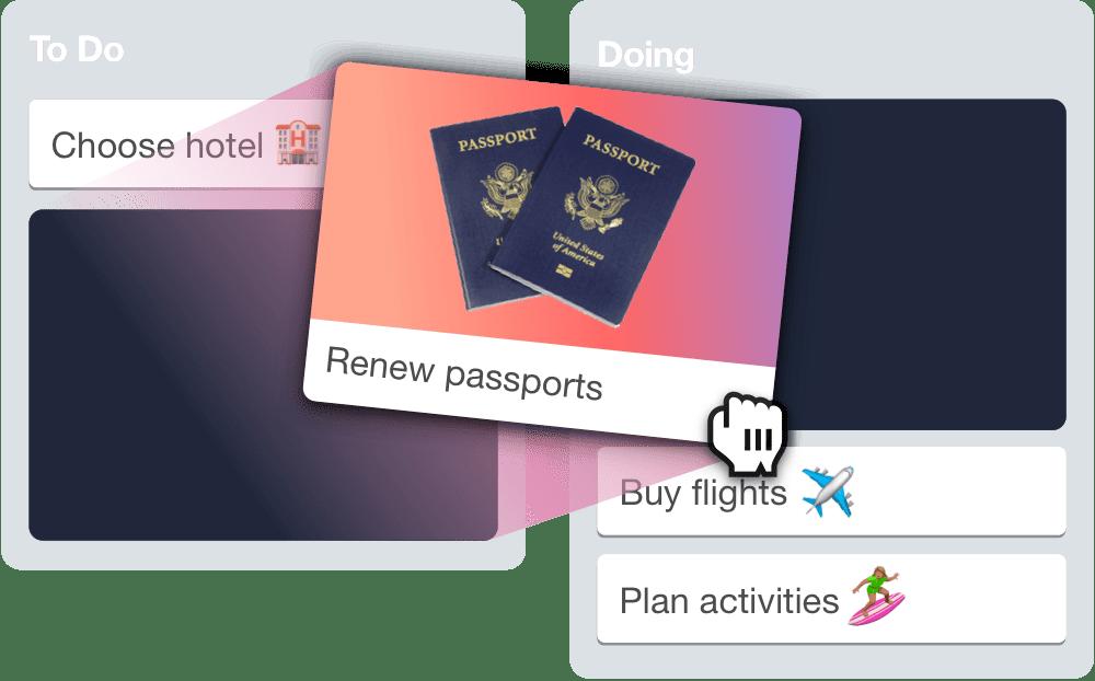 Plan Your Trip With Trello