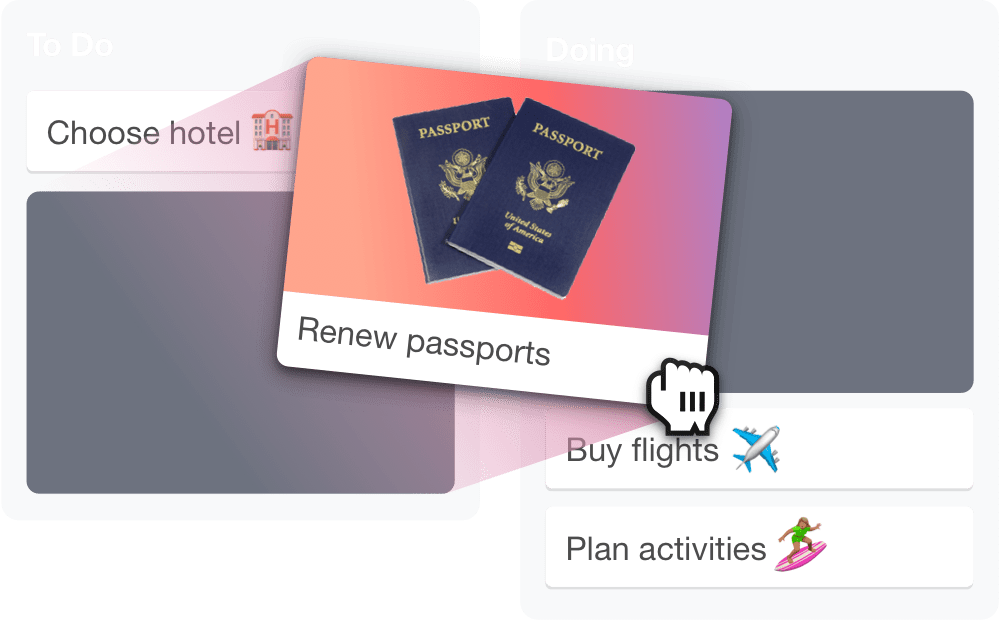 Plan Your Trip With Trello